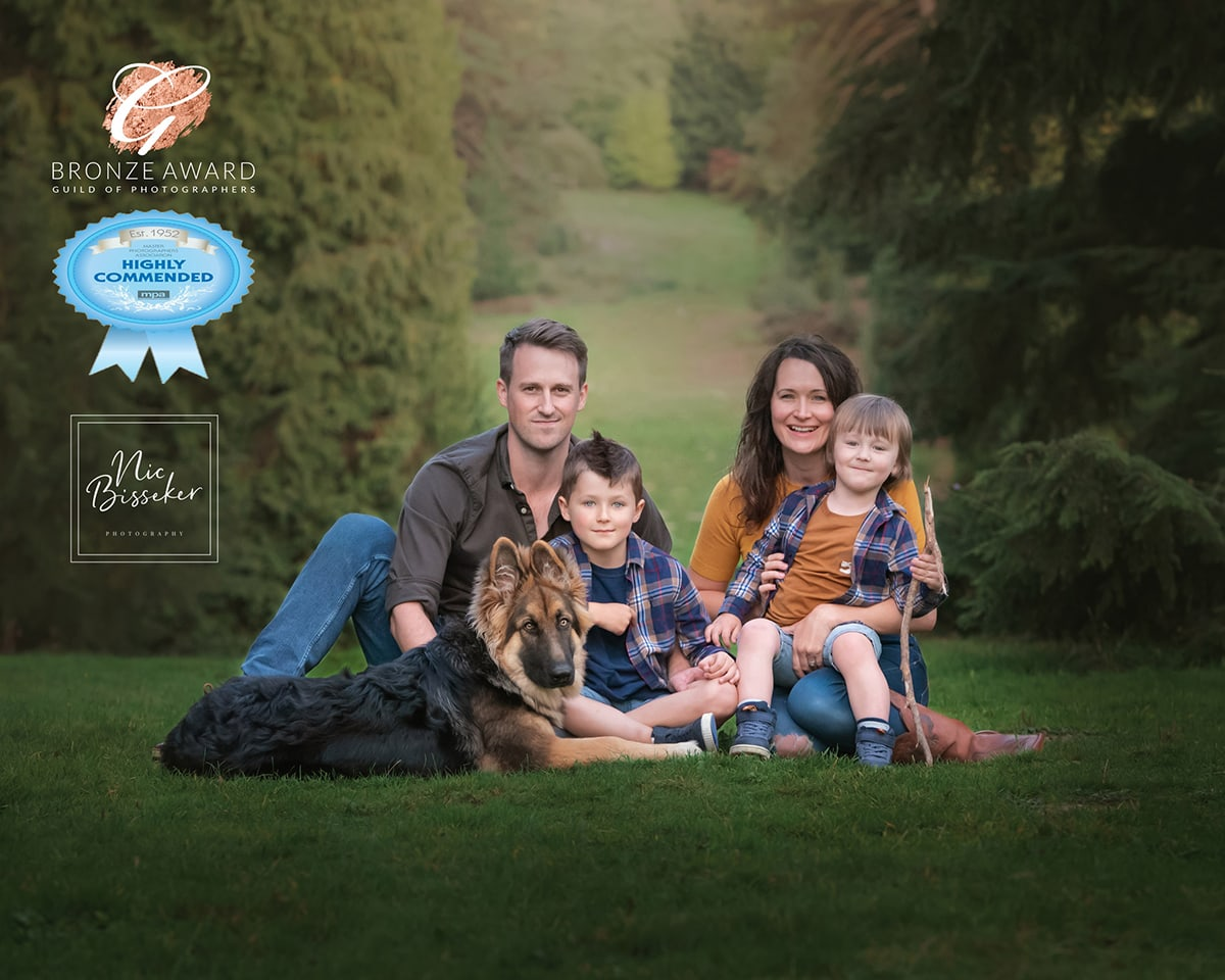 Nic Bisseker Photographer Family Photographer gift vouchers west sussex