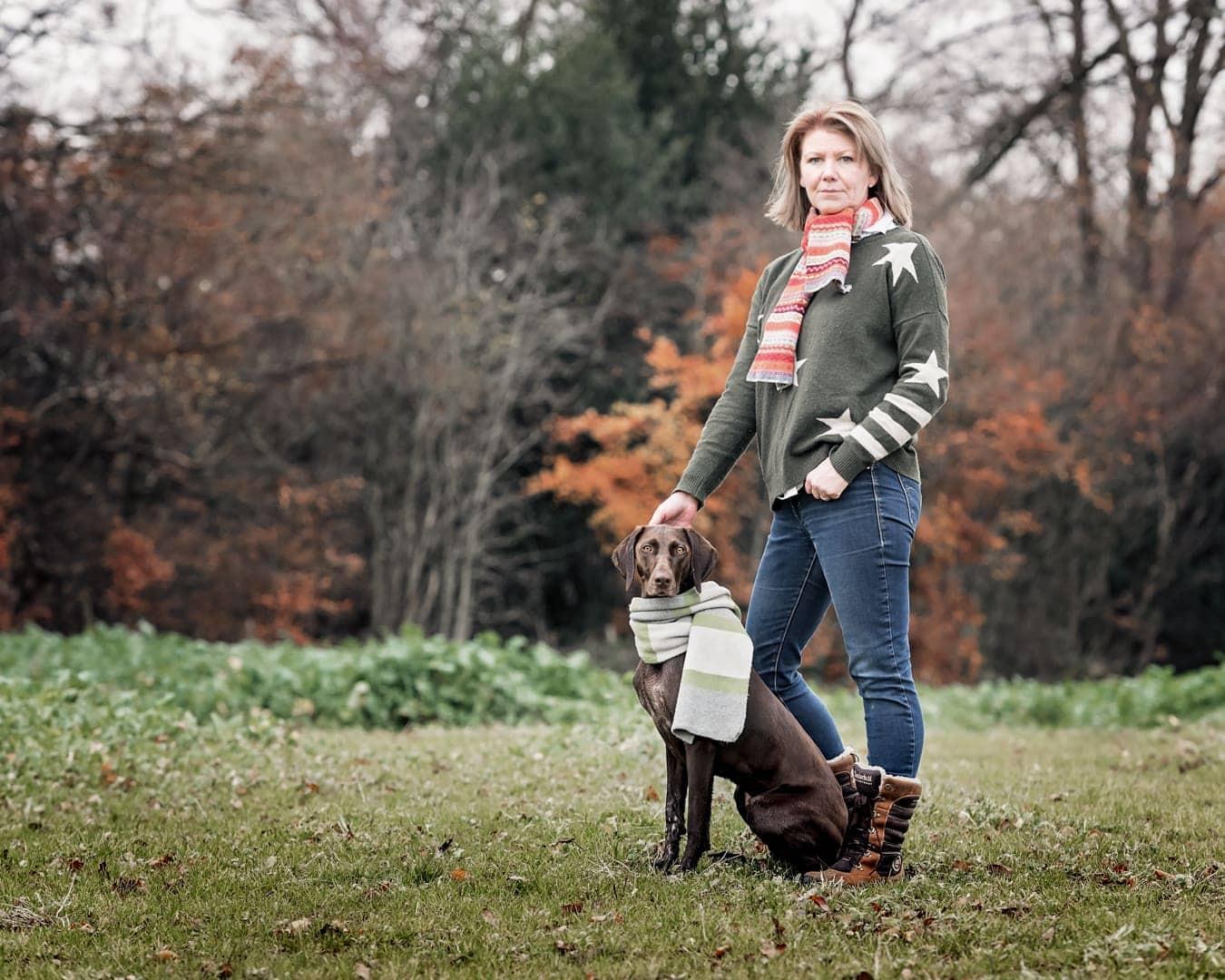Dog photoshoot Kent