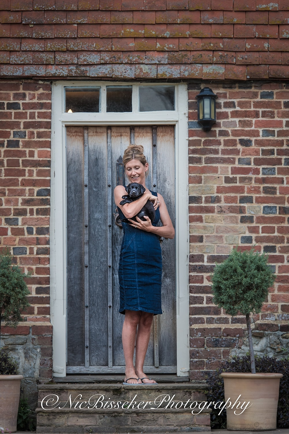 Nic Bisseker Photography Dog photoshoot west sussex